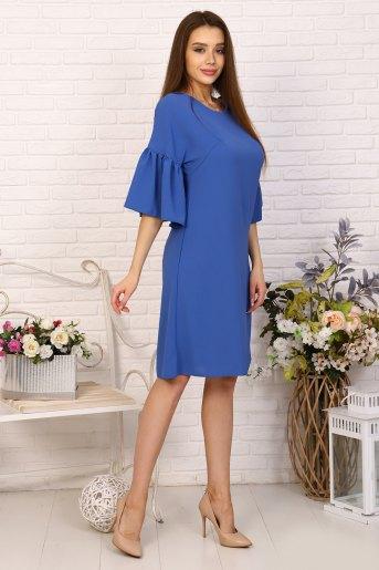 Платье 10392 (N) (Голубой) (Фото 2)