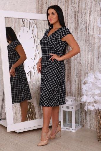 Платье 10391 (N) (Черный) (Фото 2)