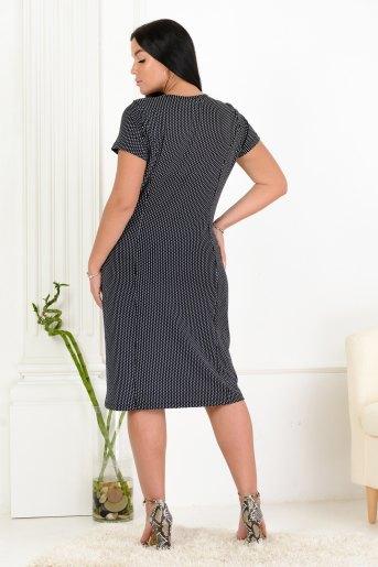 Платье 13463 (N) (Черный) (Фото 2)