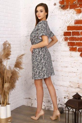 Платье 2633 (N) (Черный) (Фото 2)