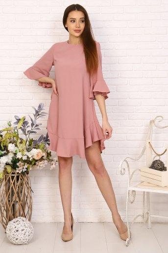 Платье 10394 (N) (Сухая роза) - Злата