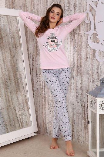 Пижама 15146 (N) (Розовый) - Злата