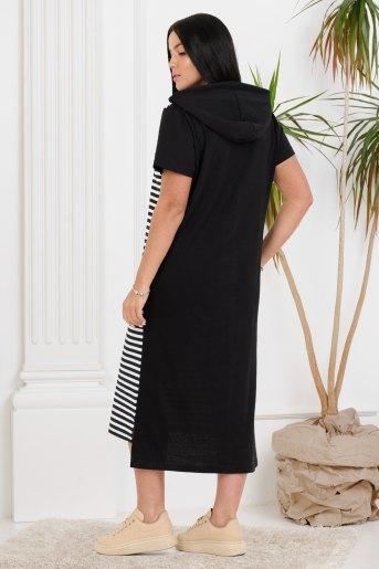 Платье 13474 (N) (Черный) (Фото 2)