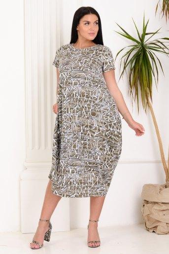Платье 4438 (N) (Фото 2)