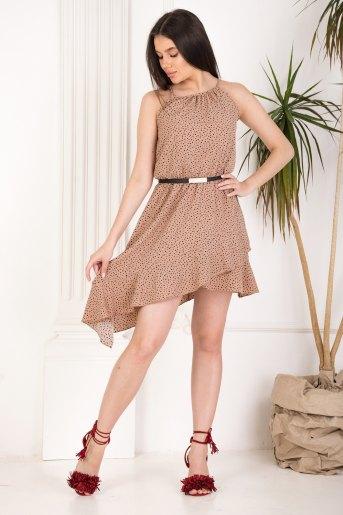 Платье 10855 (N) (Какао) - Злата