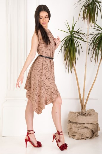 Платье 10855 (N) (Какао) (Фото 2)