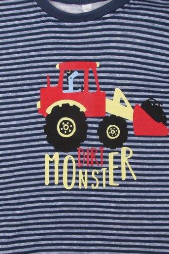 Комплект M-18-20- AW детский (футболка_шорты) (N) (Фото 2)