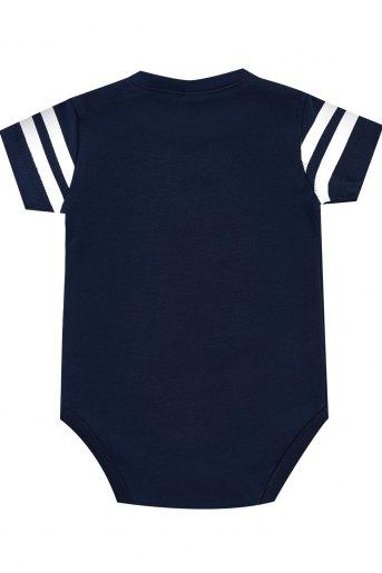 Боди МИ101-5 кор. рукав детское (N) (Темно-синий) (Фото 2)