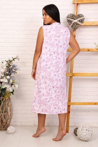 Сорочка 40007 (N) (Розовый) (Фото 2)