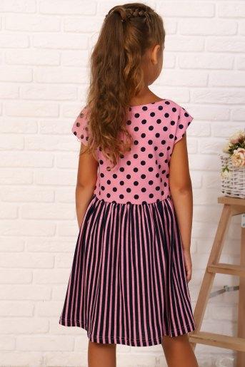 Платье Юла детское (N) (Розовый) (Фото 2)