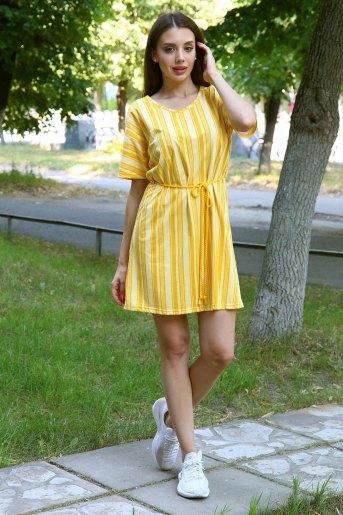 Туника 6210 (N) (Желтый) - Злата