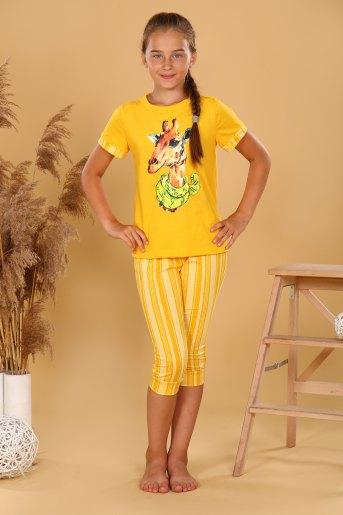 Костюм 6212 детский (N) (Желтый) - Злата