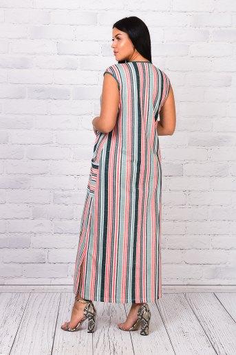 Платье 25223 (N) (Зеленый) (Фото 2)