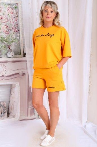Костюм Мейди шорты манго (Фото 2)