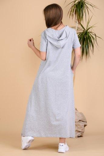 Платье 13476 (N) (Меланж) (Фото 2)