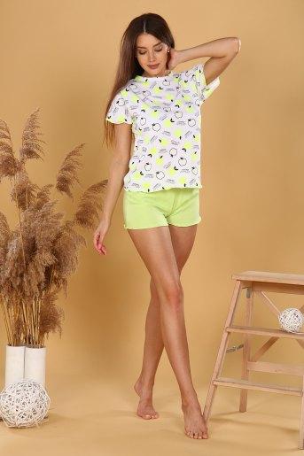 Пижама 35523 (N) (Салатовый) (Фото 2)