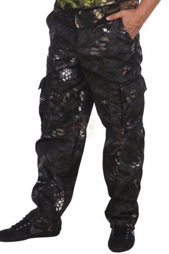 БР1210 Брюки ВП ДМС (Полофлис КМФ) - Злата