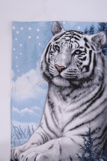 Полотенце банное Тигр - Злата