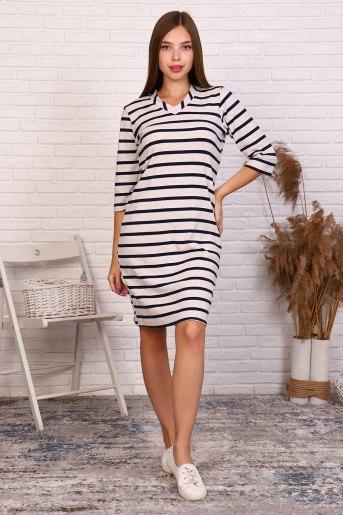 Платье 38512 (N) (Бежевый) - Злата