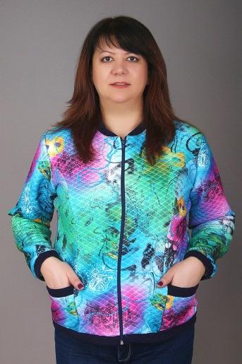 Куртка Мозаика - Злата