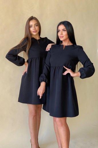 Платье 19083 (N) (Черный) - Злата