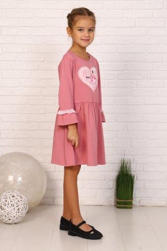 Платье Изабелла детское (N) (Лиловый) (Фото 2)