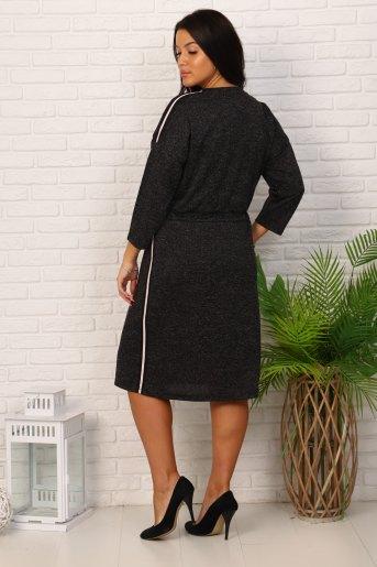 Платье 2627 (N) (Черный) (Фото 2)