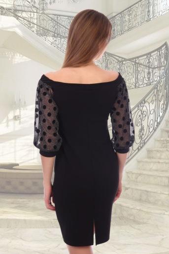 Платье Горох (N) (Фото 2)