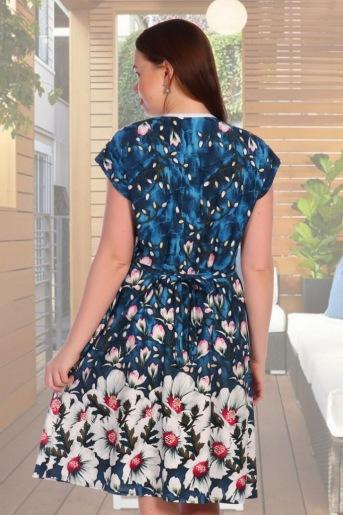 Платье Крестьянка (N) (Фото 2)