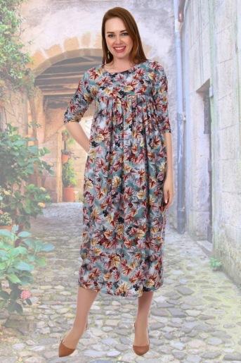 Платье Клен (N) (Фото 2)