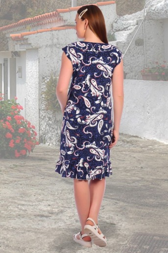 Платье 2752 (N) (Фото 2)