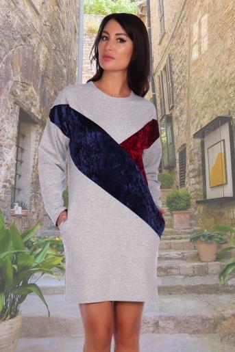 Платье 3906 (N) - Злата