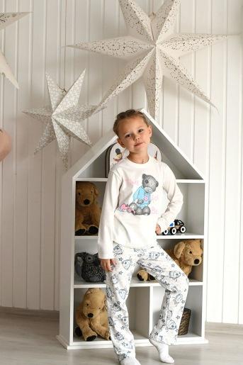 Пижама Тэдди - Злата