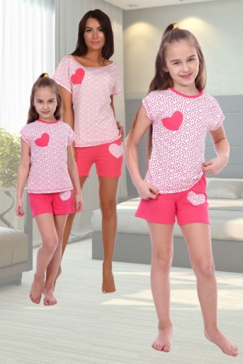 Пижама 2366 детская (N) - Злата