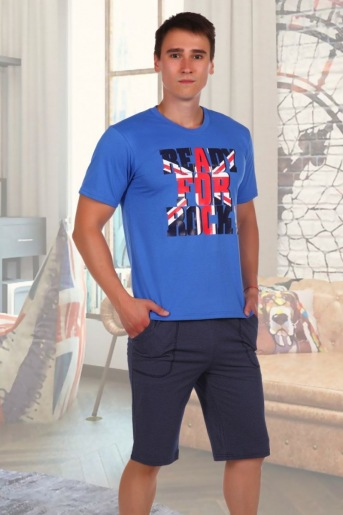Костюм Британец шорты (N) - Злата