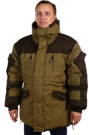Куртка Шторм зимняя (палатка) (В) - Злата