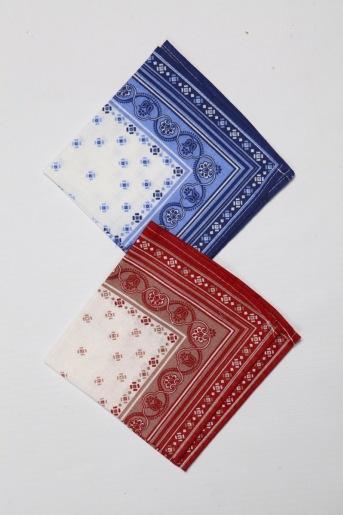 Носовой платок мужской Шуя 30х30 (10шт.) - Злата