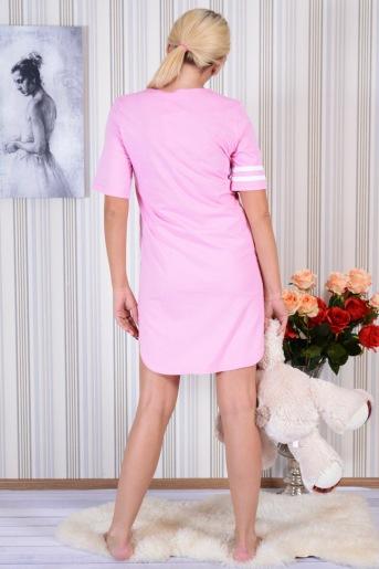 Сорочка Д 13 (T) (Розовый) (Фото 2)