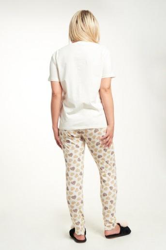Пижама женская ЖП 024/1 (T) (Молочный) (Фото 2)