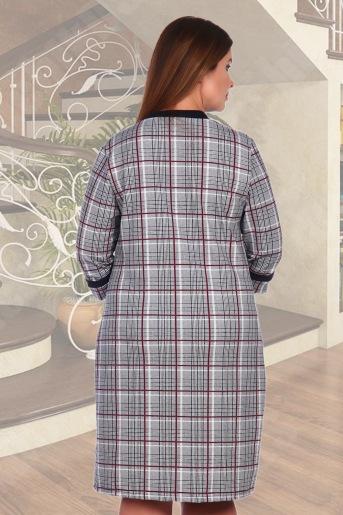 Платье Отрада (N) (Серый) (Фото 2)
