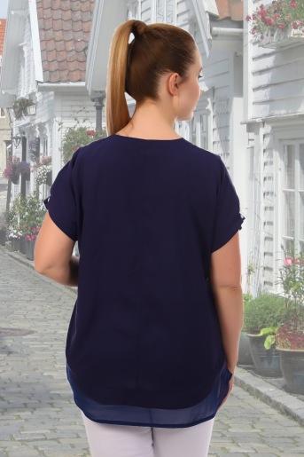 Блуза 6707 (N) (Фото 2)