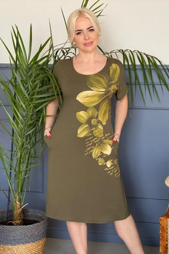 Платье 7090 (N) (Фото 2)