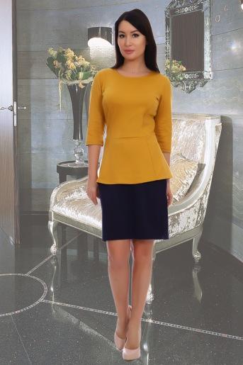 Блуза Валенсия (N) - Злата