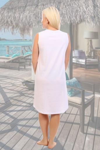 Сорочка 10406 (N) (Белый) (Фото 2)