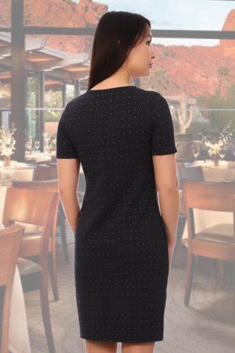 Платье 10465 (N) (Серый) (Фото 2)