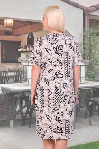 Платье 3794 (N) (Бежевый) (Фото 2)