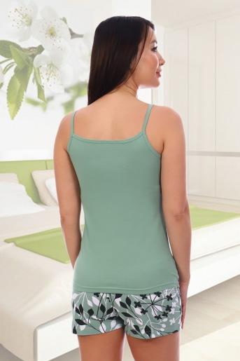 Пижама 5548 (N) (Зеленый) (Фото 2)