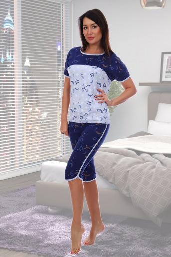 Пижама Амулет (N) (Синий) - Злата