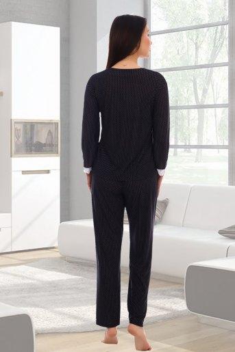 Пижама 10806 (N) (Черный) (Фото 2)