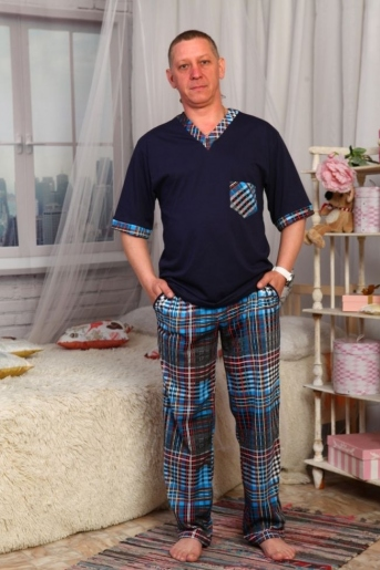№ПМ15-2 Мужская пижама - Злата